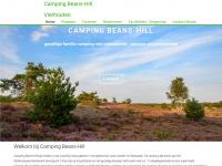 Camping Veluwe - Camping Beans-Hill - Vierhouten