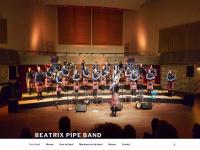 beatrixpipeband.nl
