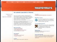 thatsyours.nl