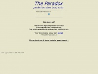 the-paradox.nl
