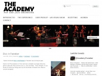 Theacademy-franeker.nl - The Academy – pop and jazz orchestra – Franeker