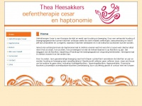 theaheesakkers.nl