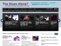 Thebluesalone.nl - The Blues Alone With Front of Stage Seats and Backstage Passes!