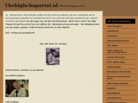 The High Chaparral | Thehighchaparral.nl