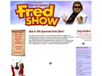 thereverendfredshow.nl