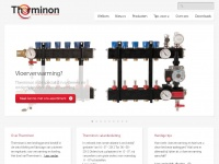 Therminon.nl - Therminon vloerverwarming - Climate solutions