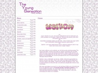 theyoungsensation.nl