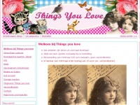 thingsyoulove.nl