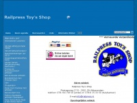 Thomastoystore.nl - Railpress