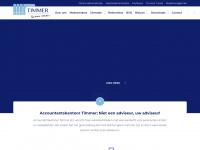 Timmerbv.nl - Niet een adviseur, uw adviseur Accountantskantoor Timmer B.V.