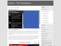 Home - TOF! Partyband