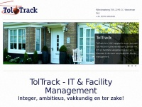 Home :: TolTrack - IT & Facility Management