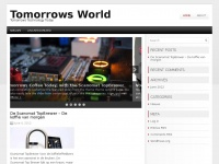 Tomorrows World – Tomorrows World Technology Today