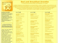 bedandbreakfast-drenthe.nl