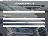 Verkoopautosnel.nl - Mijn Auto Snel Verkopen - Auto Verkopen - Auto Inkoop