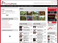 - CyclingFever - The International Cycling Social Network - Get the Cycling fever!