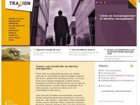 Traxion.nl - Traxion - The Identity Management Specialists