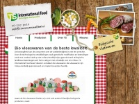 tsinternationalfood.nl
