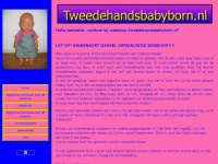 tweedehandsbabyborn.nl
