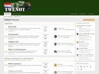 WWW.TWENOT.NL - Forumoverzicht