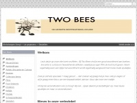 Twobees.nl - Welkom | Two Bees