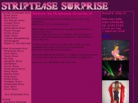 Twosisters.nl - Striptease Surprise
