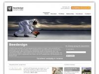 Beedesign reclame Almere full color lichtreclame autobelettering