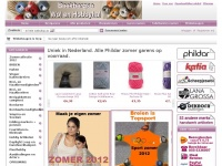 Alle producten van de Beekbergse wol & hobbyhal koop je ook online!