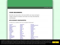 voorbeginners.info