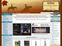 Uhg-shop.nl - UHG Grooming Supplies and Western Tack