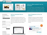 Homepage Uitservice