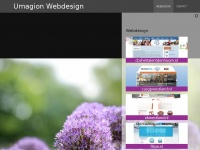 Umagion - Webdesign