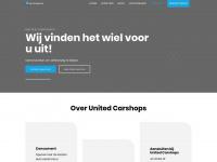 Unitedcarshops.nl - United Carshops Home page