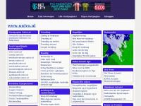 Startpagina Univo.nl | Links en Actuele informatie voor iedereen en iedere dag » Univo.nl