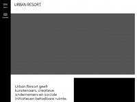 Urbanresort.nl - Urban Resort