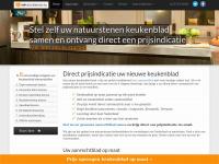 Goedkope keukenbladen, natuursteen aanrechtbladen - Uw Keukenblad.nl