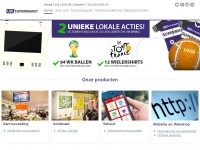 Uwsupermarkt - Digitale communicatie & acties - Home