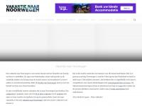 Vakantie naar Noorwegen | informatie & reistips