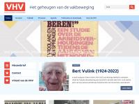 Vakbondshistorie.nl - Vakbondshistorie in kort bestek - Het geheugen van de vakbeweging