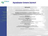 begraafplaats-zwijndrecht.nl