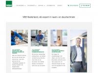 VBH Nederland BV | Dé expert in raam- en deurtechniek
