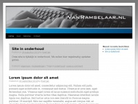 vanRamselaar.nl • Index