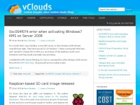 vClouds - Virtualization Changes Everything