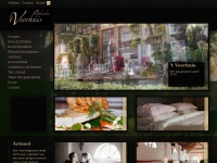 Restaurant 't Veerhuis Opheusden ~ Culinair & nostalgisch restaurant