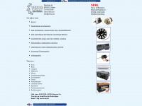 Venus Auto-Elektra accu dynamo startmotor spal ventilator