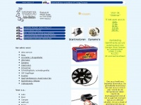 Venus.nl - Venus Auto-Elektra accu dynamo startmotor spal ventilator