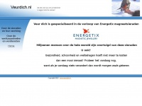 Veurdich.nl - Energetix - PM International