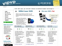 Video naar DVD, 8MM digitaliseren en nog veel meer || Vidvd