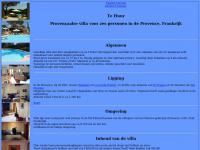 Villa Pin Parasol (La Cisteraie) Nederlands