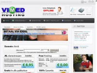 Vimedhosting.nl - This domain name has been registered with DomRaider.com